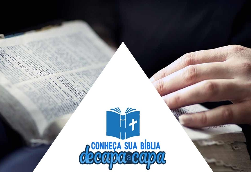 Curso Bíblico Conheça Sua Bíblia de Capa a Capa