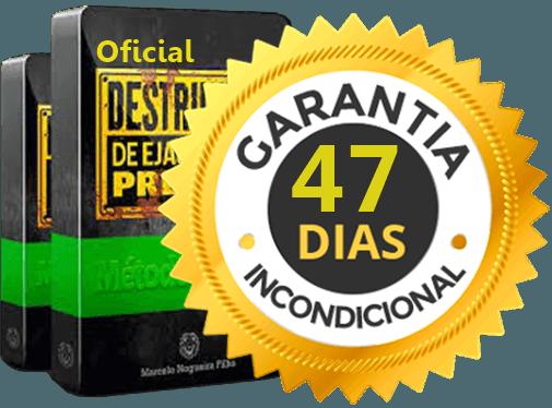 Garantia de 47 dias: E-book