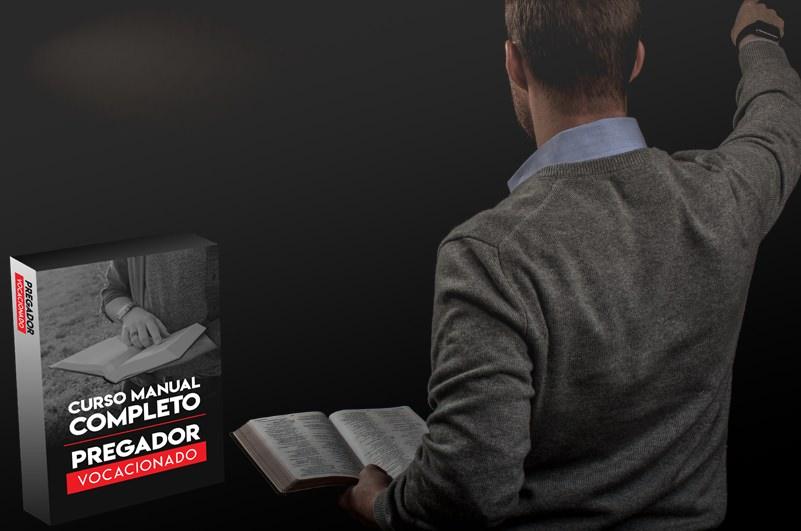 Curso Manual Completo Pregador Vocacionado Grátis
