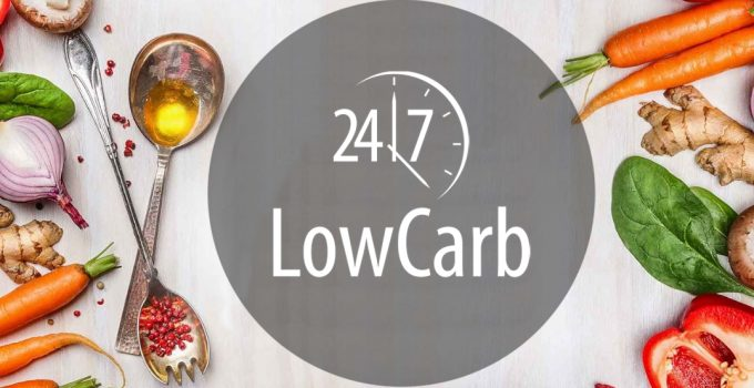 Download do guia Low Carb em PDF